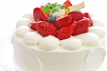【カタログ・チラシ】デコレーションケーキ